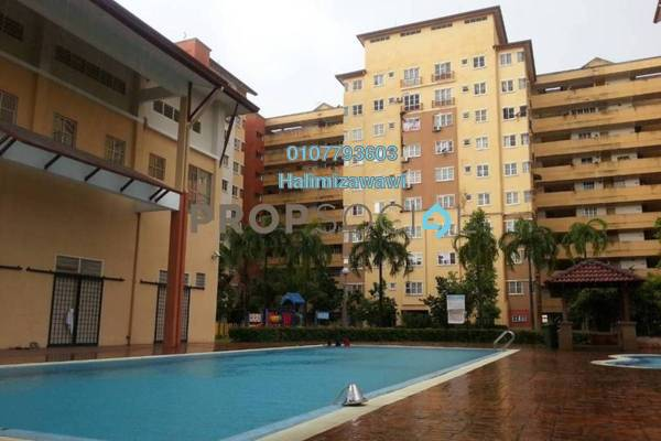 For Sale Apartment at Intana Ria, Kajang Freehold Unfurnished 4R/2B 310k