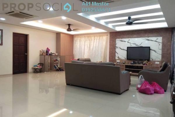 For Sale Terrace at Taman Puncak Jalil, Bandar Putra Permai Freehold Semi Furnished 8R/6B 1.2m