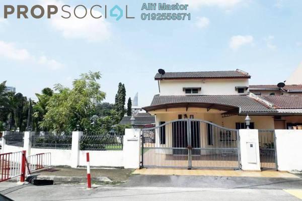 For Sale Terrace at Taman Bangsar, Bangsar Freehold Semi Furnished 4R/4B 2.6m