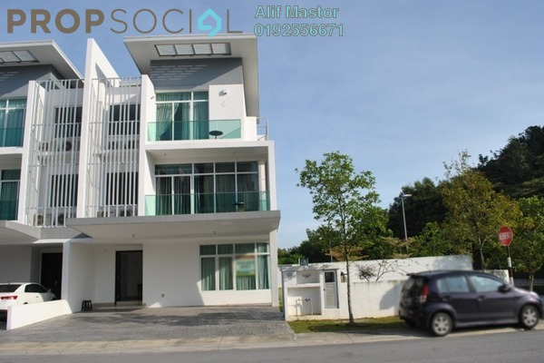 For Sale Semi-Detached at Garden Residence, Cyberjaya Freehold Unfurnished 5R/5B 1.99m