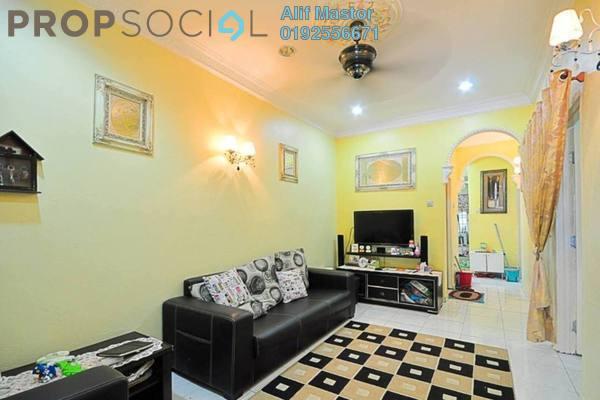 For Sale Terrace at Taman Bandar Baru Selayang Fasa 2A, Batu Caves Freehold Semi Furnished 3R/1B 368k