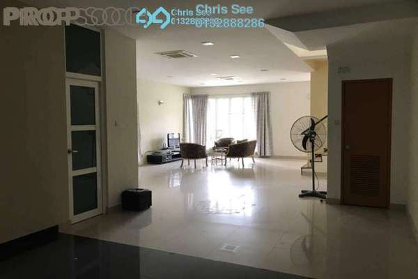 For Sale Semi-Detached at Anggun 1, Rawang Freehold Semi Furnished 5R/5B 750k