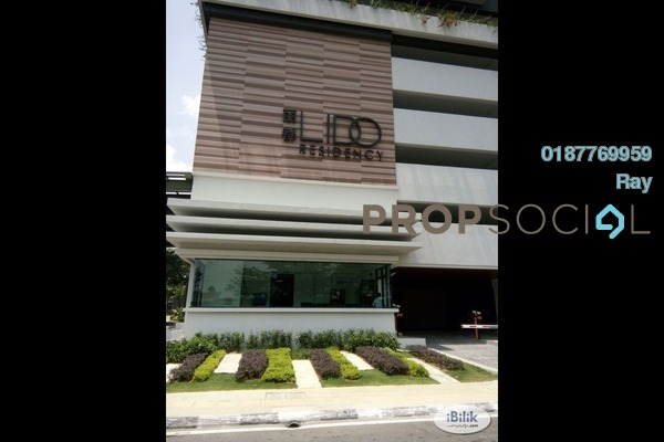 For Sale Condominium at Lido Residency, Bandar Sri Permaisuri Freehold Unfurnished 2R/2B 520k