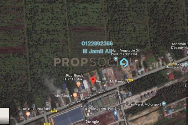 For Sale Land at Kampung Sijangkang, Telok Panglima Garang Leasehold Unfurnished 0R/0B 1.8m