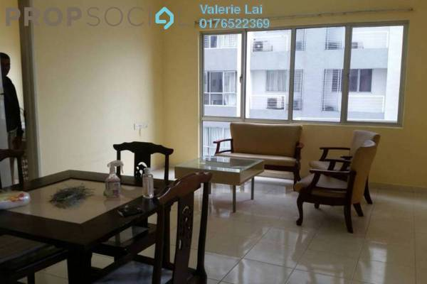 For Rent Condominium at I Residence, Kota Damansara Freehold Fully Furnished 3R/2B 2.2k