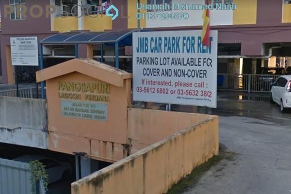For Sale Apartment at Lagoon Perdana, Bandar Sunway Freehold Unfurnished 3R/2B 220k