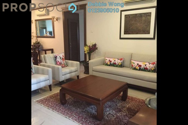 For Rent Condominium at Li Villas, Petaling Jaya Freehold Fully Furnished 3R/3B 5k