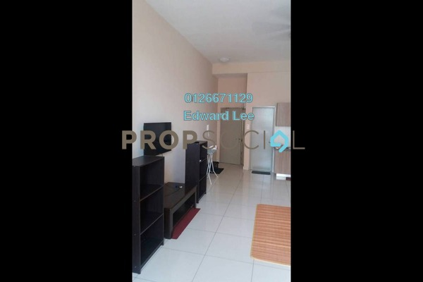 For Sale Condominium at Vue Residences, Titiwangsa Freehold Fully Furnished 2R/1B 550k