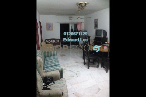 For Sale Condominium at Desa View Towers, Melawati Freehold Semi Furnished 4R/2B 335k