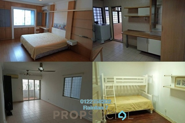 For Rent Condominium at Amadesa, Desa Petaling Freehold Fully Furnished 3R/2B 1.55k