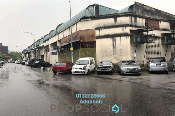 For Rent Factory at SD5, Bandar Sri Damansara Freehold Unfurnished 0R/0B 3.5k