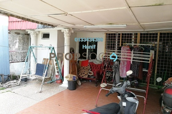 For Sale Terrace at Taman Keramat, Setiawangsa Freehold Unfurnished 3R/2B 620k