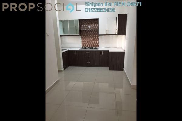 For Rent Condominium at Panorama Residences, Sentul Freehold Semi Furnished 3R/2B 1.65k
