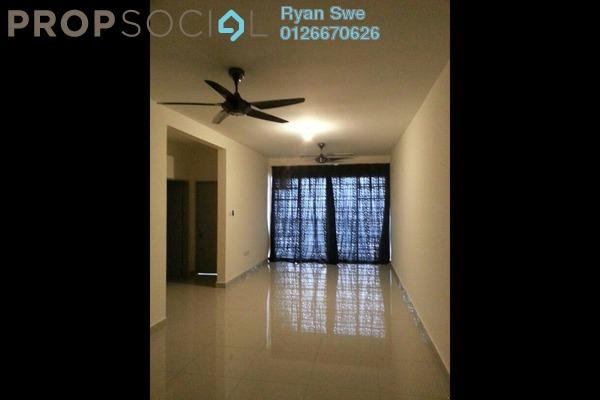 For Sale Condominium at Sri Intan 2, Jalan Ipoh Freehold Semi Furnished 3R/2B 390k