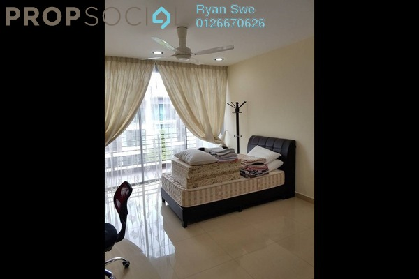 For Sale Condominium at Gateway Kiaramas, Mont Kiara Freehold Semi Furnished 1R/1B 580k