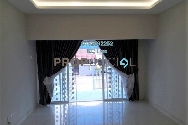 For Rent Terrace at Lucky Garden, Bangsar Freehold Semi Furnished 4R/2B 2.7k