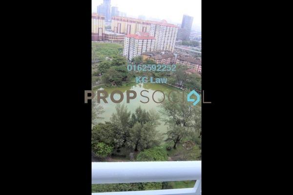 For Rent Condominium at Ridzuan Condominium, Bandar Sunway Freehold Semi Furnished 4R/2B 1.5k