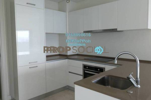 For Sale Condominium at The Sentral Residences, KL Sentral Freehold Semi Furnished 3R/3B 2.35m