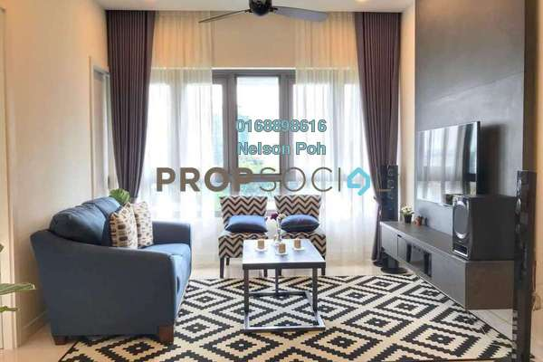 For Rent Serviced Residence at The Sentral Residences, KL Sentral Freehold Fully Furnished 2R/1B 4.5k