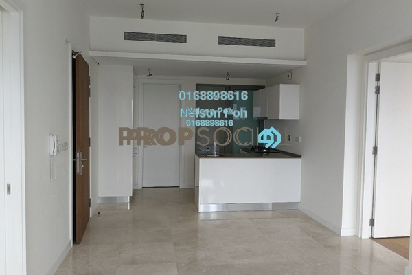 For Sale Serviced Residence at The Sentral Residences, KL Sentral Freehold Semi Furnished 1R/1B 1.35m