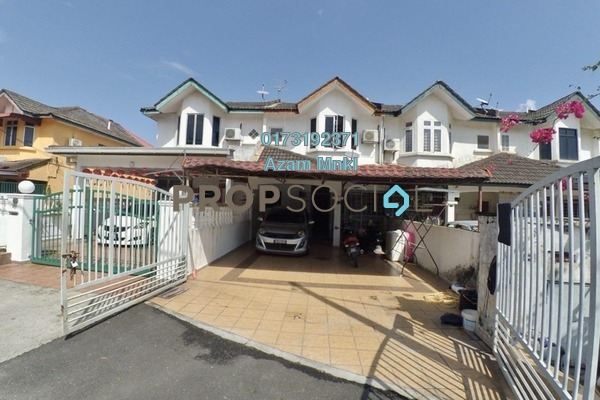 For Sale Terrace at Taman Putra Perdana, Puchong Freehold Unfurnished 4R/3B 390k