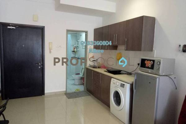For Rent Condominium at Windsor Tower, Sri Hartamas Freehold Fully Furnished 0R/1B 1.9k