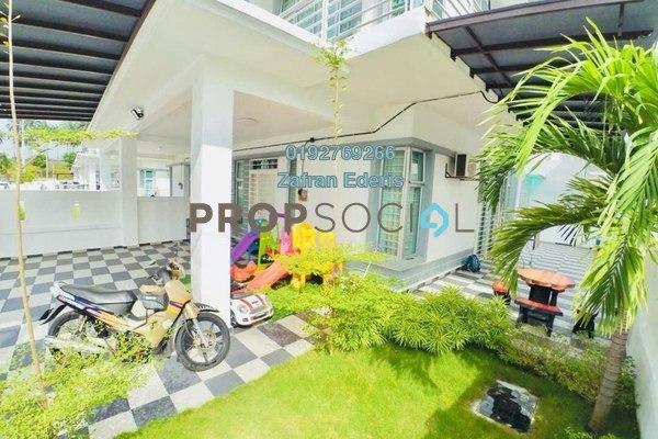 For Sale Semi-Detached at Saujana Business Park, Bandar Saujana Putra Freehold Semi Furnished 4R/3B 670k