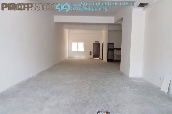 For Rent Office at Boulevard Business Park, Jalan Ipoh Freehold Unfurnished 0R/2B 2.5k