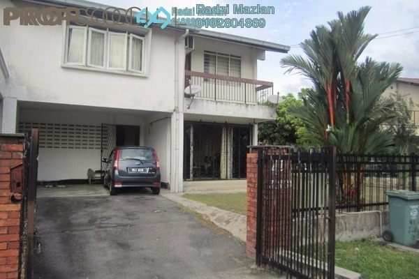 For Sale Semi-Detached at Taman Ibukota, Setapak Freehold Unfurnished 4R/4B 1.6m