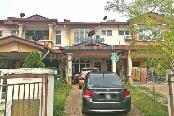 For Sale Terrace at Taman Bandar Senawang, Senawang Freehold Semi Furnished 4R/3B 340k