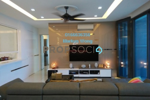 For Sale Condominium at The Treez, Bukit Jalil Freehold Semi Furnished 1R/3B 1.65m