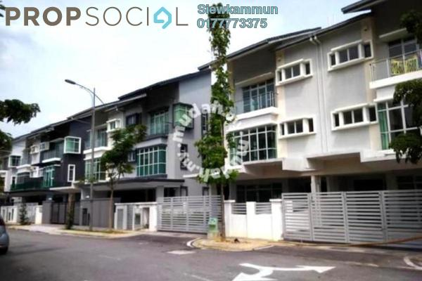 For Sale Semi-Detached at Areca Contempo Homes, Cyberjaya Freehold Unfurnished 6R/5B 1.8m