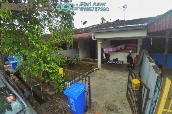 For Sale Terrace at Taman Sri Muda, Shah Alam Freehold Unfurnished 3R/2B 345k