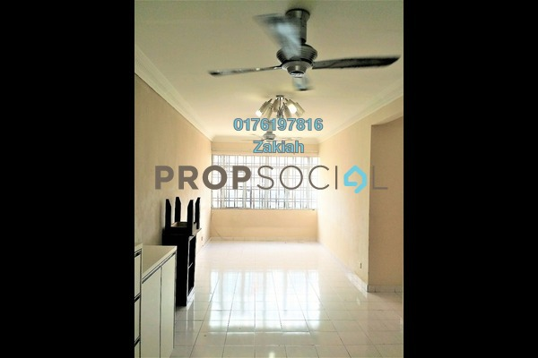 For Sale Apartment at Taman Bukit Pelangi, Subang Jaya Leasehold Semi Furnished 3R/2B 283k