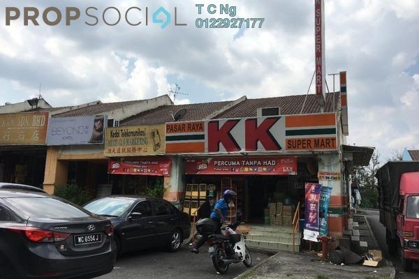 For Rent Shop at Taman Wawasan, Pusat Bandar Puchong Freehold Semi Furnished 0R/0B 2.1k