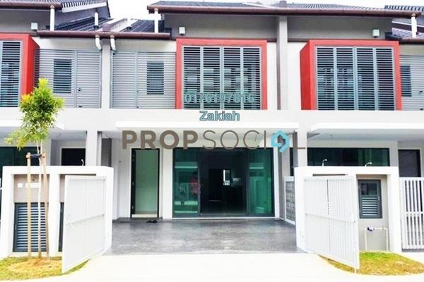 For Sale Terrace at Nahara, Bandar Bukit Raja Freehold Unfurnished 4R/3B 678k