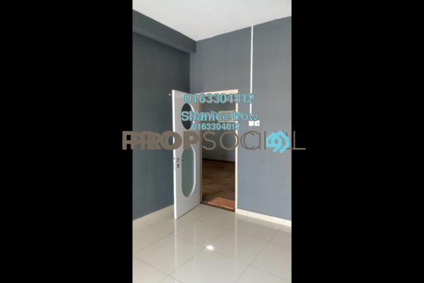 For Rent SoHo/Studio at Cova Square, Kota Damansara Freehold Semi Furnished 2R/1B 1.2k