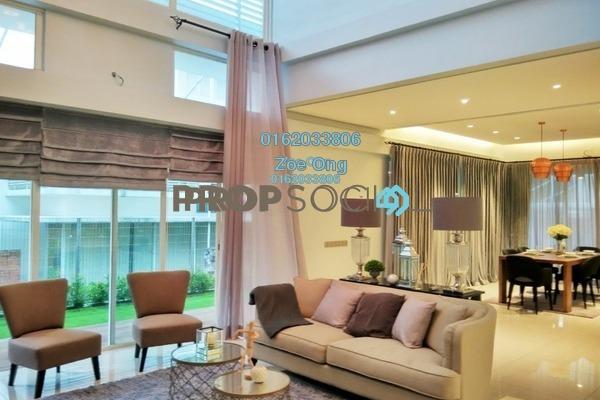 For Sale Bungalow at Seri Pilmoor, Ara Damansara Freehold Fully Furnished 5R/6B 5.98m