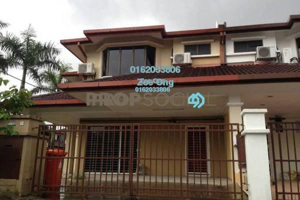 For Rent Terrace at Bayu Damansara, Kota Damansara Freehold Semi Furnished 4R/3B 2.5k