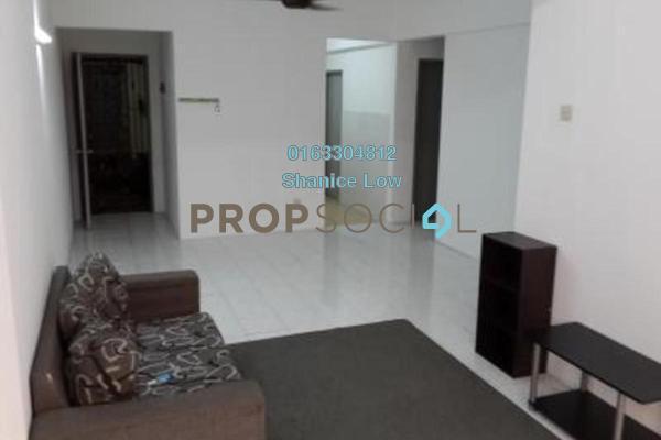 For Sale Apartment at Sri Camellia Apartment, Bandar Puteri Puchong Freehold Semi Furnished 3R/2B 340k