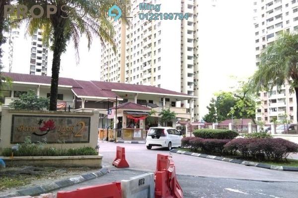For Rent Condominium at Bayu Tasik 2, Bandar Sri Permaisuri Freehold Unfurnished 3R/2B 1.4k