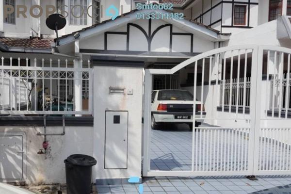 For Rent Terrace at Taman Wangsa Melawati, Wangsa Maju Freehold Semi Furnished 4R/3B 1.8k