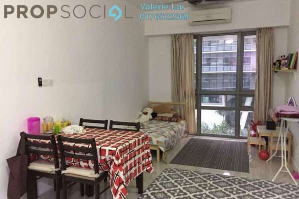 For Rent Condominium at Cascades, Kota Damansara Freehold Fully Furnished 1R/1B 1.6k