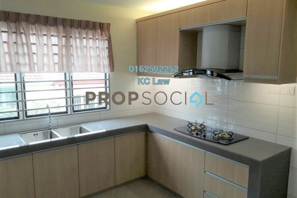 For Rent Terrace at Lucky Garden, Bangsar Freehold Semi Furnished 3R/2B 2.7k