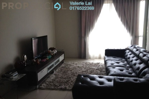 For Rent Condominium at Casa Indah 2, Tropicana Freehold Fully Furnished 2R/2B 2.5k