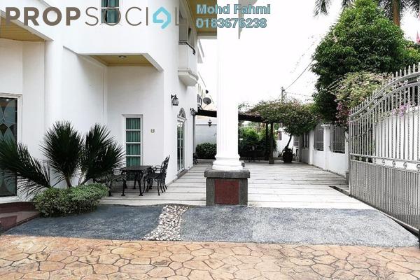 For Sale Bungalow at Aminuddin Baki, TTDI Freehold Semi Furnished 7R/7B 6m