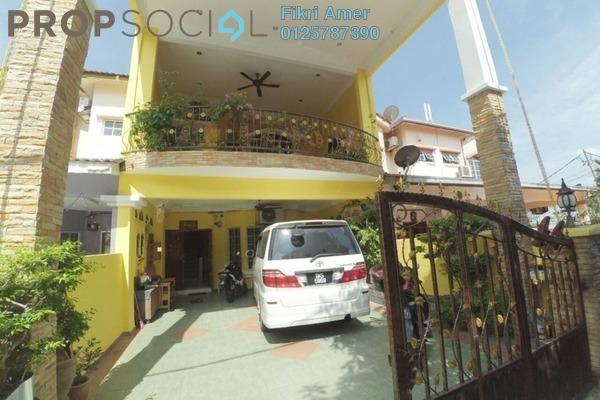 For Sale Terrace at Taman Sri Jelok, Kajang Freehold Fully Furnished 4R/3B 650k
