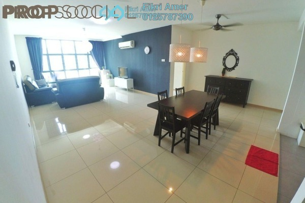 For Sale Condominium at Vista Alam, Shah Alam Leasehold Fully Furnished 4R/2B 720k