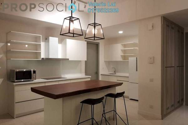 For Rent Condominium at Reflection Residences, Mutiara Damansara Freehold Fully Furnished 3R/4B 5k