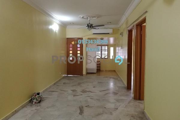 For Sale Townhouse at Taman Melati, Setapak Freehold Semi Furnished 3R/2B 420k